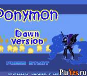Ponymon Dawn