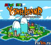 NEW! SMW2 Yoshi's Island