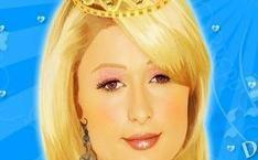 Игра Paris Hilton Makeover