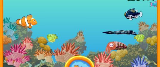 Игра Find The Fish