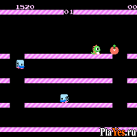 ������ ���� Bubble Bobble / �������� ������