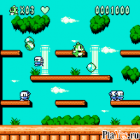 ������ ���� Bubble Bobble Part 2 / �������� ������ ����� 2