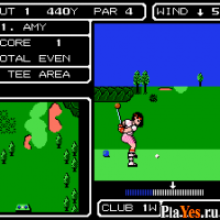 ������ ���� Lee Trevino's Fighting Golf / ������ ����� �� �������