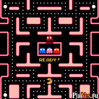 онлайн игра Ms. Pac-Man / Миссис Пакмен