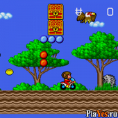 ������ ���� Alex Kidd in the Enchanted Castle / ����� ����� � ����������� �����