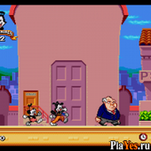 онлайн игра Animaniacs / Озорные анимашки