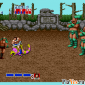 онлайн игра Golden Axe / Золотая секира