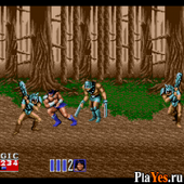онлайн игра Golden Axe II / Золотая секира 2