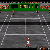 онлайн игра Pete Sampras Tennis / Пит Сампрас Теннис