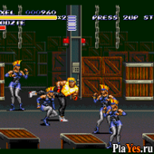 Streets of Rage 3 / ����� ������ 3
