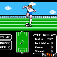 ������ ���� Tecmo Cup - Soccer Game / ����� ����� - ������