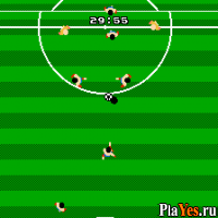������ ���� Tecmo World Cup Soccer / ����� ������� ���������� �����