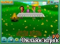 онлайн игра Honey Flowers