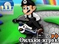 онлайн игра One Wheel Rally