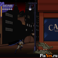онлайн игра Adventures of Batman & Robin