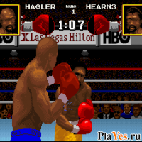 онлайн игра Boxing Legends of the Ring