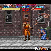 онлайн игра Final Fight Guy