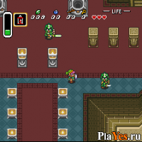 онлайн игра Legend of Zelda, The - A Link to the Past