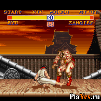 онлайн игра Street Fighter II - The World Warrior