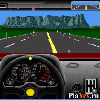 ������ ���� Test Drive II - The Duel