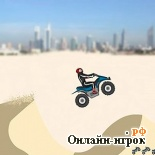 dune bashing in dubai - flash