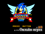 онлайн игра Sonic the Hedgehog