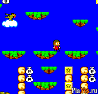 ������ ���� Alex Kidd in Miracle World