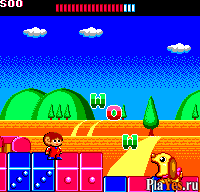 ������ ���� Alex Kidd - the Lost Stars
