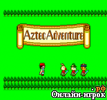 онлайн игра Aztec Adventure-the Golden Road