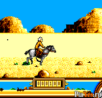 онлайн игра Back to the Future Part III