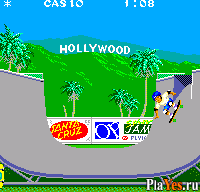 онлайн игра California Games