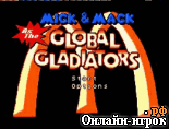 онлайн игра Mick & Mack as The Global Gladiators