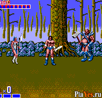 онлайн игра Golden Axe