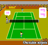 онлайн игра Great Tennis