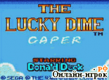 онлайн игра The Lucky Dime Caper - Starring Donald Duck