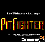онлайн игра Pit Fighter