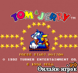 онлайн игра Tom and Jerry