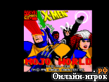 онлайн игра X-Men - Mojo World