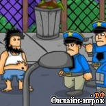 онлайн игра Hobo 3: Wanted / Бродяга 3: В розыске