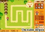 онлайн игра Mario Bros Defense