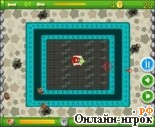 онлайн игра New Mario Defense