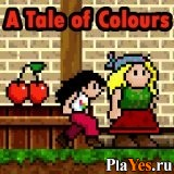онлайн игра A Tale of Colours