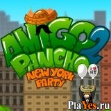 онлайн игра Amigo Pancho 2: New York Party