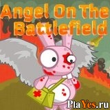 онлайн игра Angel on the Battlefield