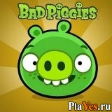 онлайн игра Bad Piggies