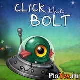 онлайн игра Click the Bolt