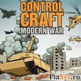 онлайн игра Control Craft: Modern War