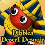 онлайн игра Dibbles: Desert Despair