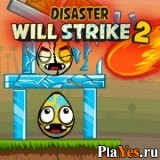 онлайн игра Disaster Will Strike 2