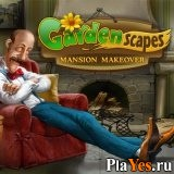 онлайн игра Gardenscapes Mansion Makeover